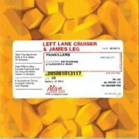 LEFT LANE CRUISER & JAMES - PAIN KILLERS NEW VINYL RECORD
