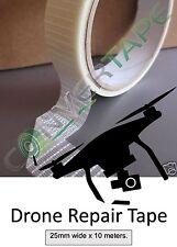 Drone Quadcopter RC DJI Syma Hubsan MJX Glas Faser Reparaturband