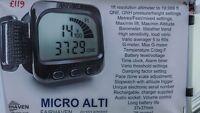 Paramotor Paraglider Altimeter Micro Alti Vario Hanglider