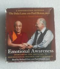 The Delai Lama, Emotional Awareness : Overcoming the Obstacles to Psychological