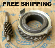 Honda CT90 CT110 Chaly CF50 CF70 Speedometer Drive Gear Pinion Set - FREE SHIP.