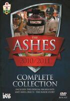 Nuovo The Ashes Serie 2010-2011 - Collezione Completa Cofanetto DVD