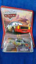 Disney Pixar The World Of Cars Darrell Cartrip #17 mattel