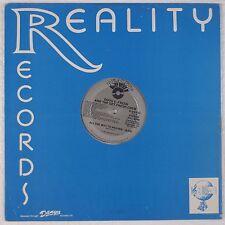 "DOUG E. FRESH: All the Way to Heaven USA Relativity OG Rap Hip Hop PROMO 12"""