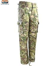 KOMBAT BTP Esercito Militare Per Bambini Caccia Pantaloni camouflage 3-4 anni GRATIS CONSEGNA