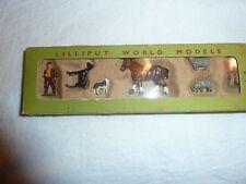 W. Horton Lilliput World W. Britains set # L 4