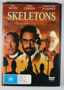 Skeletons DVD FREE POST