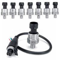 1/8NPT 5V Stainless Steel Oil Fuel Pressure Transducer Sender Sensor 5 -200PSI