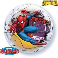 Spider Sense SPIDERMAN Spidey Bubbles Party Balloon Super Stretchy Ball