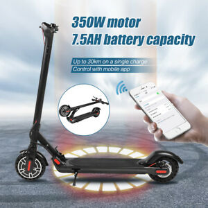 2021 APP 31km/h E-Scooter Elektroroller Elektrische E-Flitzer Lithium-Batterie