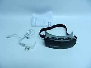Sharper Image Eye Steamer Warm Eye shade Soothing Sound Maker
