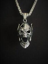 Alien vs Predator remolque XXL + cadena de acero inoxidable Motörhead Lemmy Terminator ak9