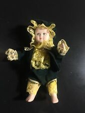 Bambolina GIVI in scatola - bambola pupazzo - doll porcellain