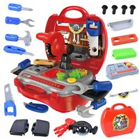 Simulation Builders Role Play Tool Kit For Kids Playing House Construction Toys