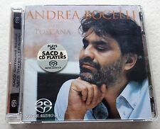 Andrea Bocelli - Cieli Di Toscana SACD sehr selten, rar!!!