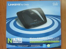 ROUTER - WRT160N - LYNKSYS by CISCO in box