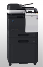 Konica Minolta bizhub C3850 Network, Copy, Scan & Fax Only 26k comes with 2 draw