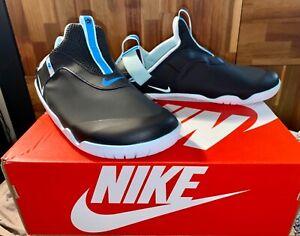 Nike Zoom Pulse Unisex Nursing US Men's 9.5 Women's 11 Black/Blue Hero-Teal NEW