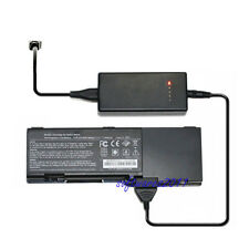External Laptop Battery Charger for Dell Inspiron 1501 6400 E1505 Latitude 131L