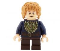 Lego Bilbo Baggins 79018 Dark Blue Coat The Hobbit Minifigure