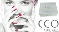 CCO NEW UV LED NAIL GEL POLISH REMOVER SOAK OFF WIPES 200 PIECE BOX UK