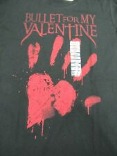 HOT TOPIC: Bullet For My Valentine  T-Shirt NWT girl's L