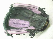 ✔WILSON A0440 CT115 Youth 11.5 Cat Osterman Monsta Web Softball Glove Purple RHT