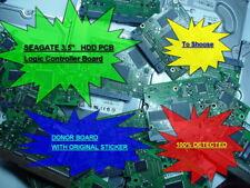 """Seagate Barracuda 3.5"""" SATA IDE de trabajo controlador de placa de circuito impreso placa de donante! probado!"""