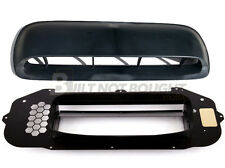Genuine OEM JDM STI Hood Scoop w/ Grimmspeed Splitter for Subaru 02-03 WRX
