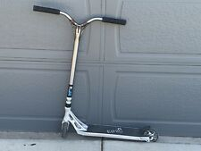 Ethic Dtc Vulcain Complete Pro Scooter-12Std Rawprofessional Scooter