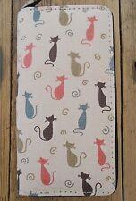 Estampado de Gato Cartera/Cartera-Gato Amante Idea de Regalo