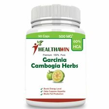 Garcinia Cambogia Extract Weight Loss Supplement (90 Capsules ), 500 Mg