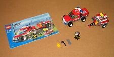 7942 LEGO Off Road Fire & Rescue – 100% Complete w Instructions EX COND 2007