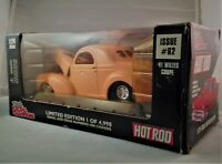 Racing Champions Limited Edition 41 Willys Coupe HOT ROD 1:24 Scale FreeShipping