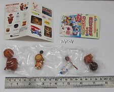 Miniatures Asian grocery stores  No.8,1pc. Only - Re-ment     ,  h#3ok