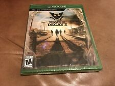 State of Decay 2 (Microsoft Xbox One, 2018) BRAND NEW & SEALED
