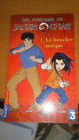 Les Aventures de Jackie Chan, tome 1 : Le Bouclier antique - Pocket Jeunesse