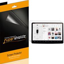 "3X Supershieldz Anti Glare Matte Screen Protector for Tesla Model 3/ Model Y 15"""