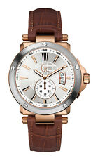 Guess GC-1 Sweep x65007g1s Men's Watch - Stainless Steel Casing, Brown