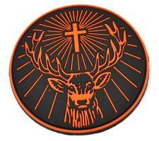 Jägermeister USA Gummi Bierdeckel Untersetzer Coaster Hirsch Rudi Logo