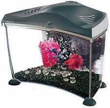 Marina Betta Siamese Fighting Fish Aquarium Kit-Internal Filter+Heater included