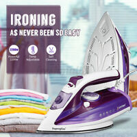 2200W Electric Hangheld Garment Steamer Iron Household Clothes Laundry  AU1