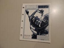 - Ersatzteil Teile Katalog parts catalog BUELL Thunderbolt S3 Modelljahr 1999