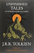 Unfinished Tales New Paperback Book JRR Tolkien