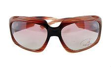 Baby Phat Berry Stripe Translucent Sunglasses Rose Gradient Lens 2021