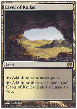 MTG CAVES OF KOILOS EXC - CAVERNE DI KOILOS - 9TH - MAGIC