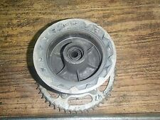 SUZUKI RM 250 1984 rear hub/sprocket I have more parts  for this bike/others