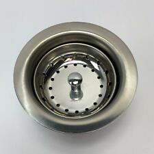 Stick Stainless Steel Basket Strainer Neoprene Stopper Locking Shell ZSS3000B-SS