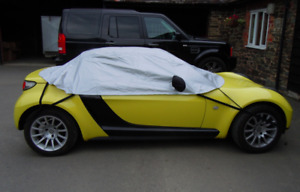 Waterproof Half Cover for the Smart Roadster / Coupe
