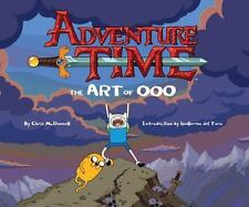 Adventure Time: the Art of Ooo by Cartoon Network Staff and Chris McDonnell...
